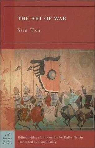 Art of War (Barnes & Noble Classics Series)
