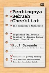 Pentingnya Sebuah Checklist