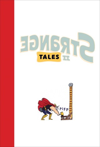 Strange Tales II by Jody LeHeup