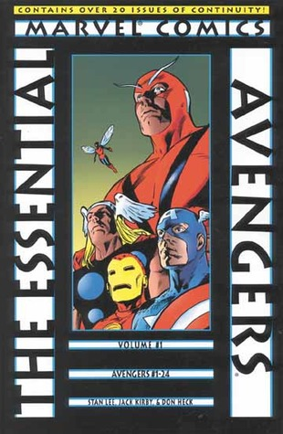 Essential Avengers Vol. 1 by Stan Lee