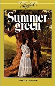 Summergreen by Janet Cox
