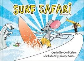 Surf safari by Chad Kolcze