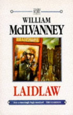 laidlaw by william mcilvanney essay This year's bloody scotland international crime writing festival is the first since the passing of the great william mcilvanney,  essays and short stories.