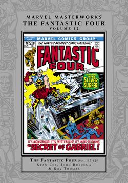 Marvel Masterworks: The Fantastic Four, Vol. 12