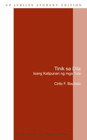 Tinik sa Dila: Isang Katipunan ng mga Tula