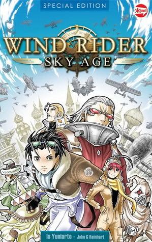 Wind Rider - Sky Age