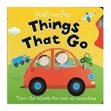 Things That Go by Moira Butterfield