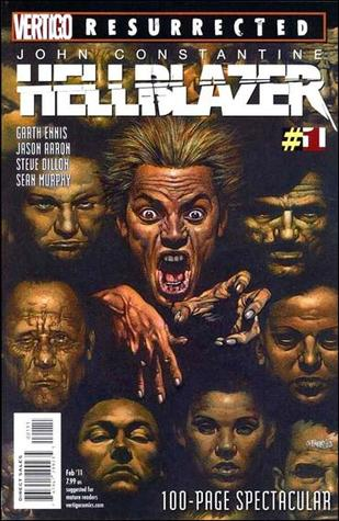 Vertigo Resurrected: Hellblazer #1