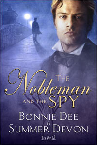 The Nobleman and the Spy by Bonnie Dee