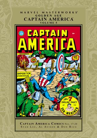 Marvel Masterworks: Golden Age Captain America, Vol. 5