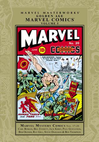 Marvel Masterworks: Golden Age Marvel Comics, Vol. 5