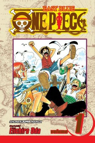 One Piece, Volume 01 (One Piece, #1)