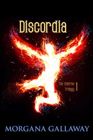 Discordia by Morgana Gallaway