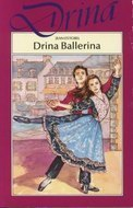 Drina Ballerina Book Cover