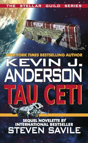 Ebook Tau Ceti by Kevin J. Anderson TXT!