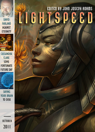 Lightspeed Magazine, October 2011 by John Joseph Adams