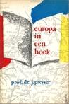 Europa in een boek