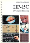 HP-15C Owner's Handbook And Problem-Solving Guide