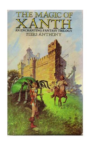 The Magic of Xanth: An Enchanting Fantasy Trilogy (Xanth, #1-3)