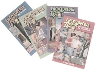 Encyclopedia Brown: Boy Detective(Encyclopedia Brown 1-4) - Donald J. Sobol