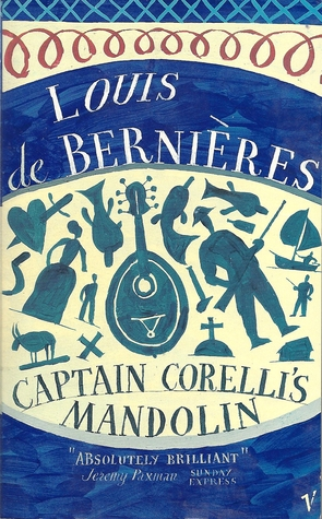 Image result for captain corelli's mandolin book
