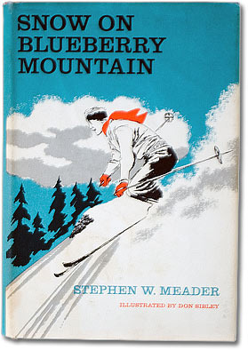 Snow on Blueberry Mountain by Stephen W. Meader