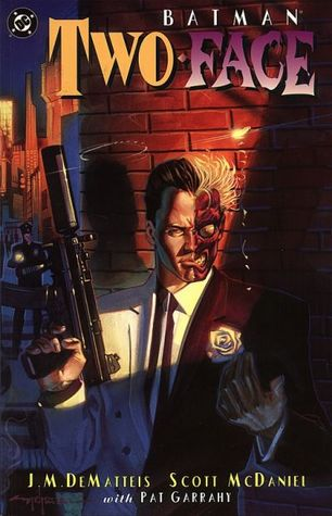 Batman/Two-Face: Crime and Punishment