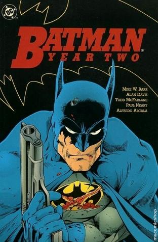 Batman by Mike W. Barr