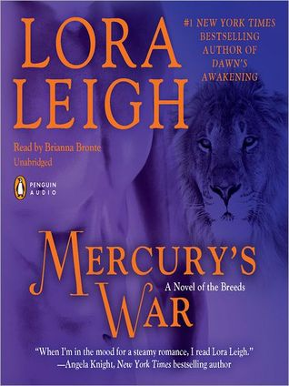 Ebook Mercury's War by Lora Leigh TXT!