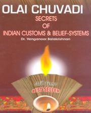 Olai Chuvadi Book