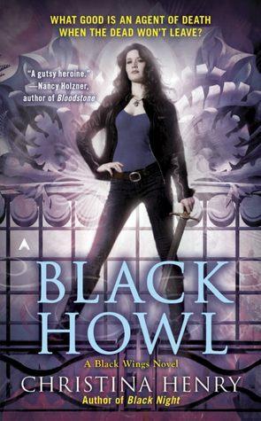Black Howl by Christina Henry
