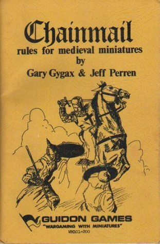 Chainmail: Rules for Medieval Miniatures
