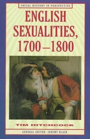 English Sexualities, 1700-1800
