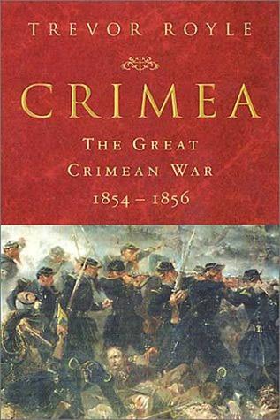 Crimea by Trevor Royle