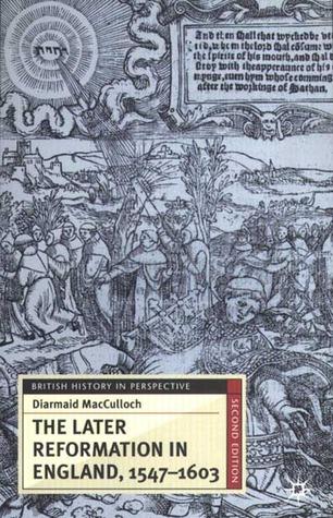 Inglés fácil descarga de libros The Later Reformation in England 1547-1603