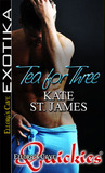 Tea for Three by Kate St. James