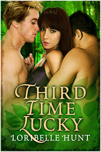 Third Time Lucky (Spellbound Moon, #3)