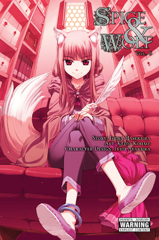 Spice & Wolf, Vol. 5 (Spice & Wolf: Manga, #5)