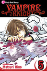 Vampire Knight, Vol. 5 (Vampire Knight, #5)