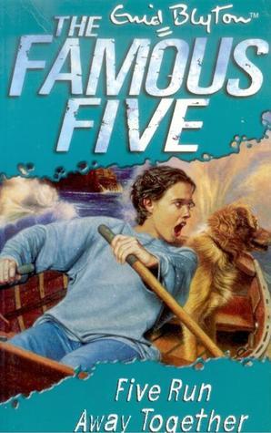 Image result for Enid Blyton's Famous Five novels.