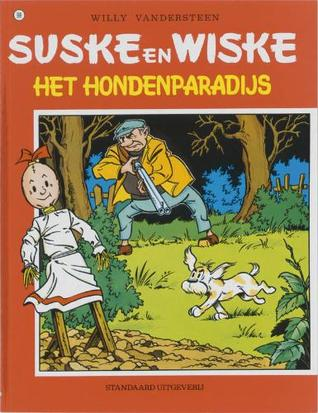 Het hondenparadijs by Willy Vandersteen