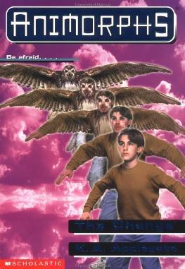 The Change (Animorphs, #13)