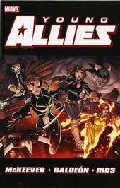 Young Allies - Volume 1