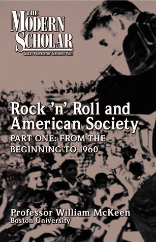 rocknroll and american society from the beginning to 1960