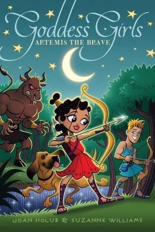 Artemis the Brave by Joan Holub