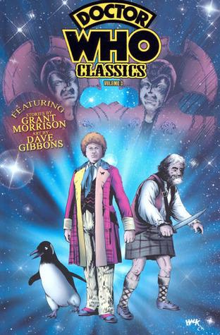 Doctor Who Classics, Vol. 3