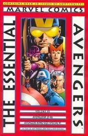 Essential Avengers, Vol. 2