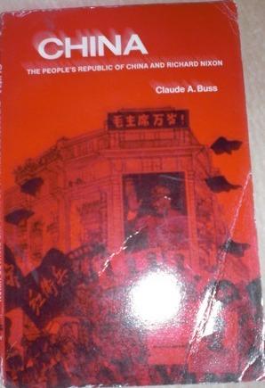 China: The People's Republic of China and Richard Nixon