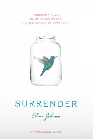 Surrender by Elana Johnson