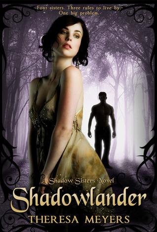 Shadowlander by Theresa Meyers